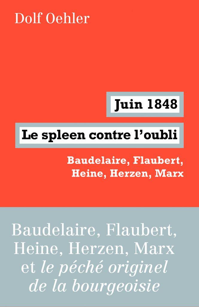 Juin 1848, le spleen contre l'oubli